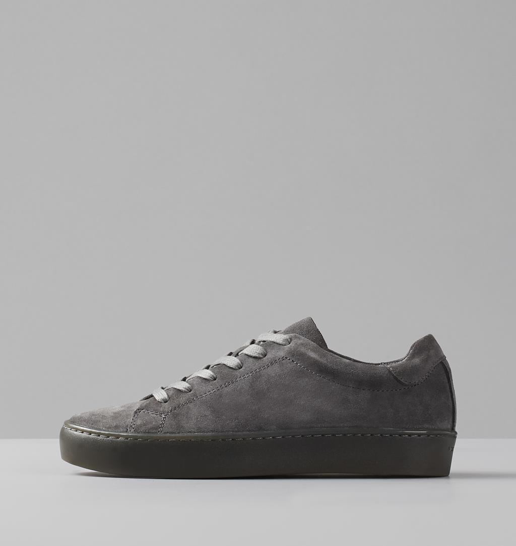 Zoe Suede Shoes - Grey - Vagabond