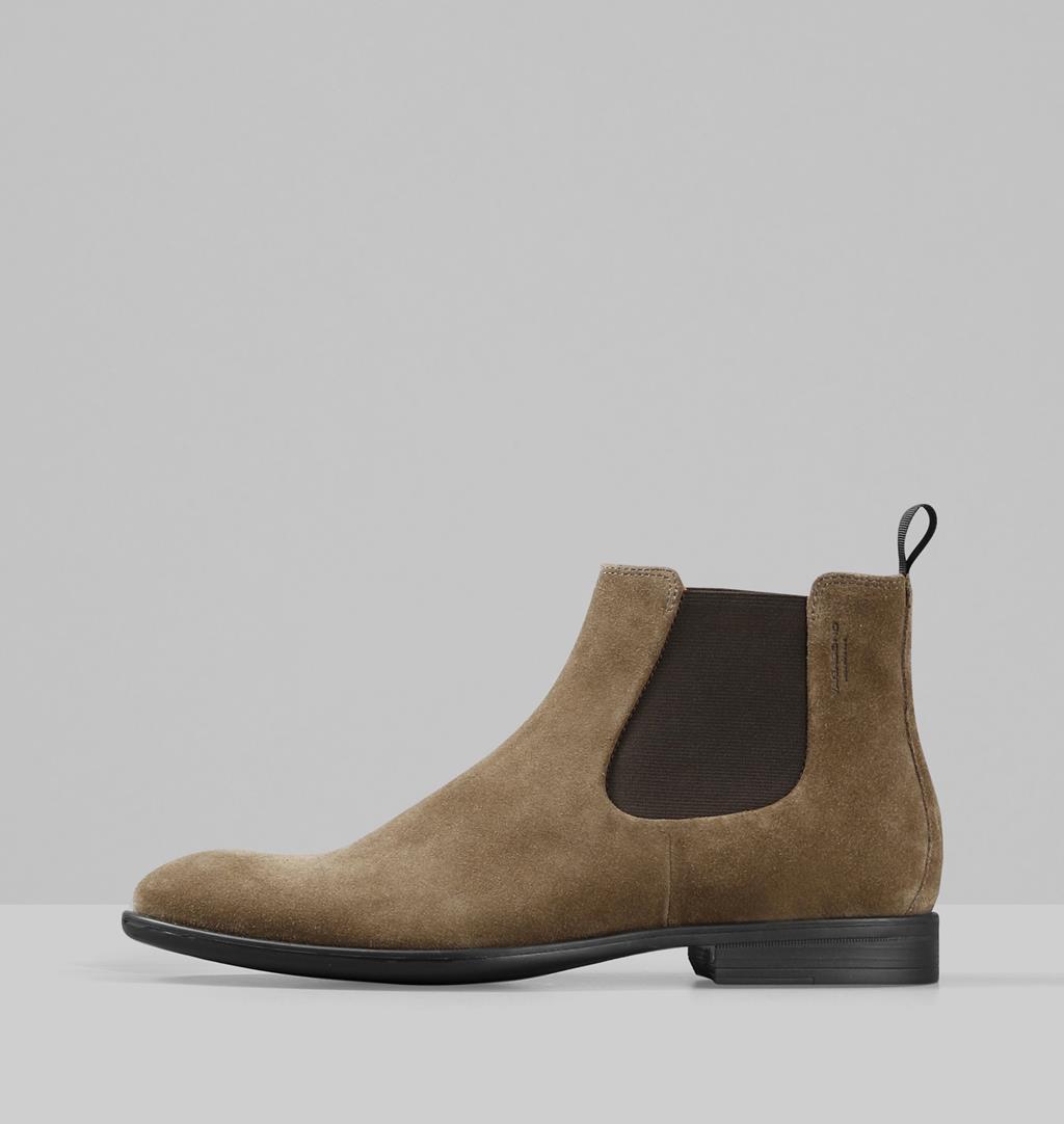 Harvey Suede Boots - Brown - Vagabond