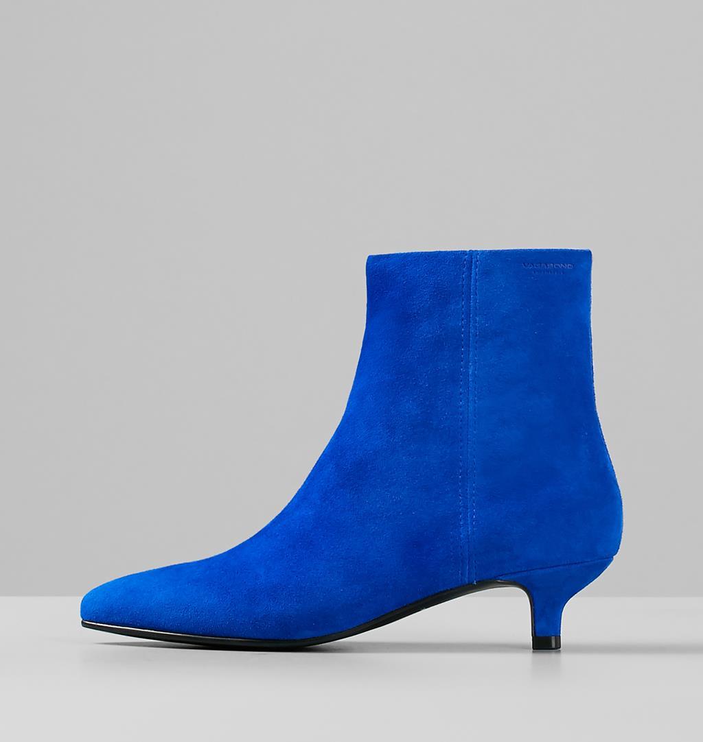 Mınna Suede Boots - Blue - Vagabond
