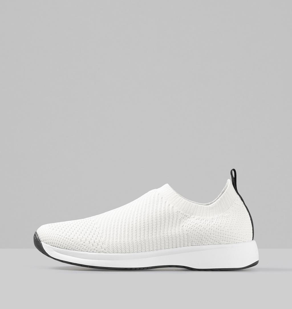 Cintia Textile Sneakers - White - Vagabond
