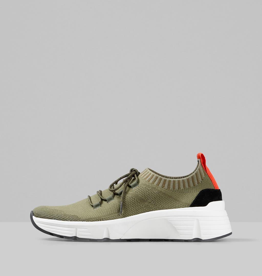 Quincy Shoes Green Vagabond