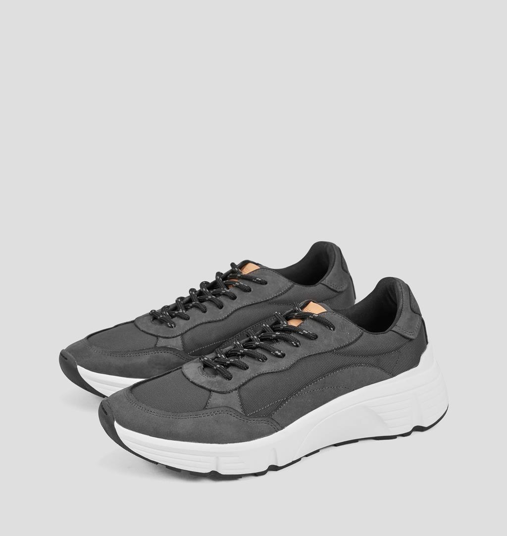 Quincy Shoes Grey Vagabond