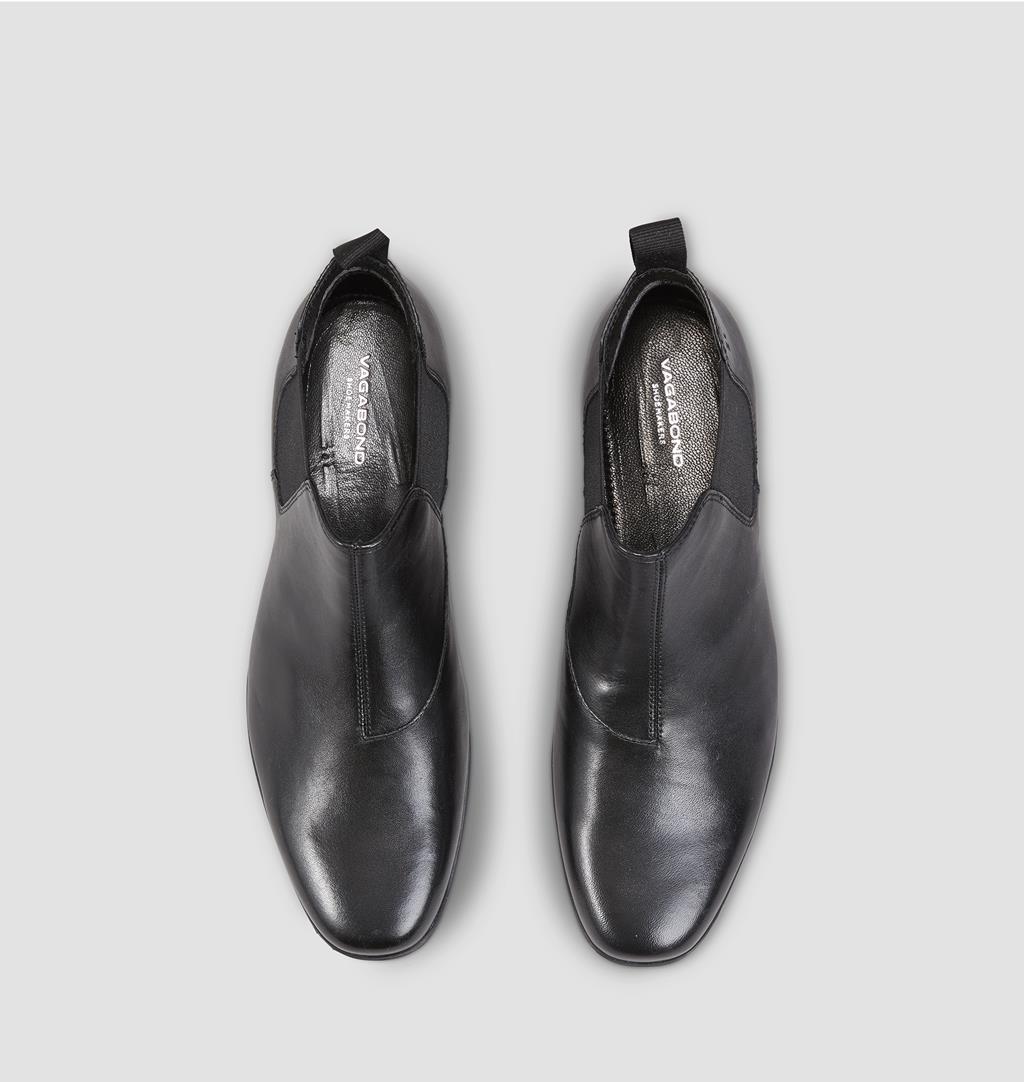 Marilyn Leather Boots Black Vagabond