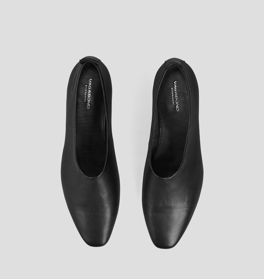 Celia Shoes Black Vagabond
