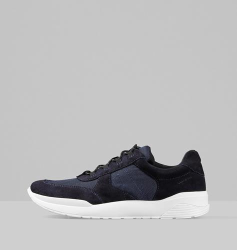 Details about Mens Vagabond Connor Sneakers Black Casual Shoes