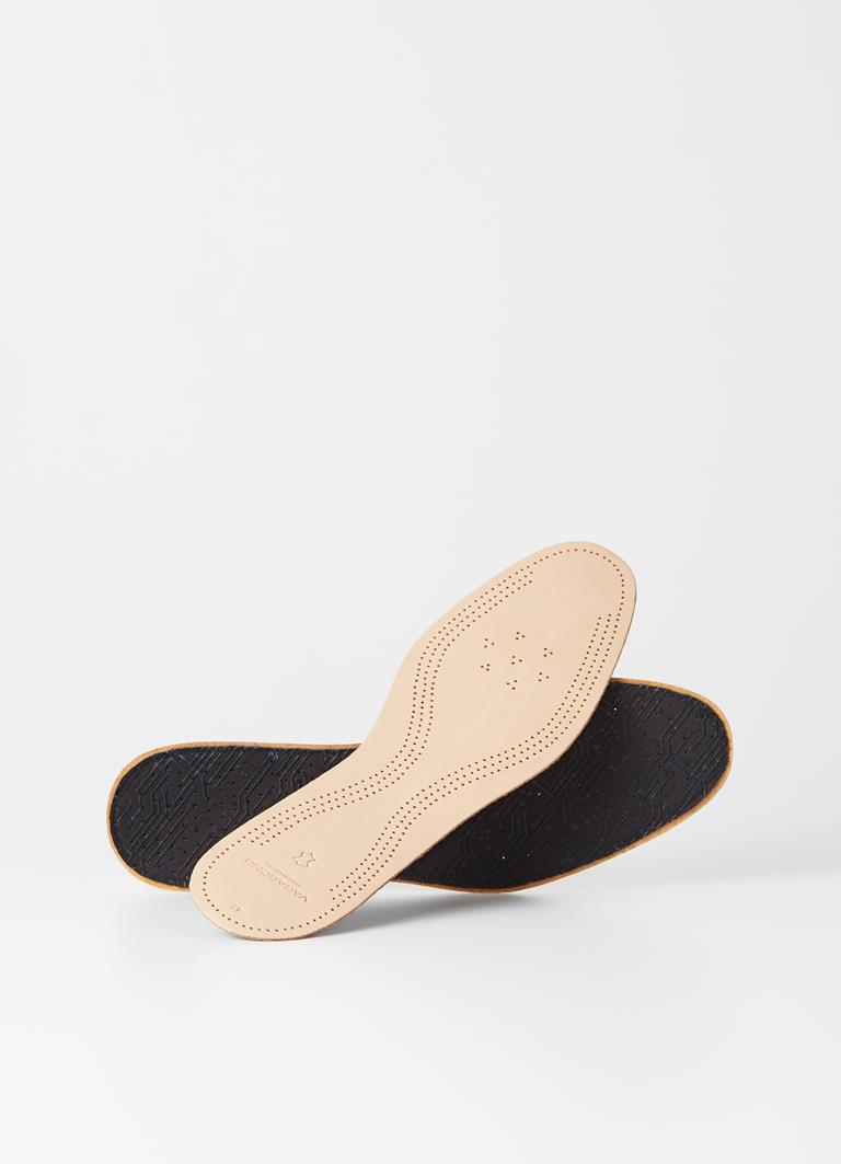Leather insole men Neutral Cow Leather Shoe Care