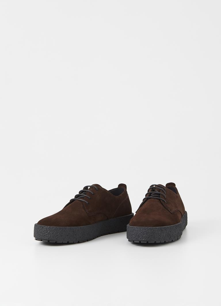 Fred Java Cow Suede Shoes