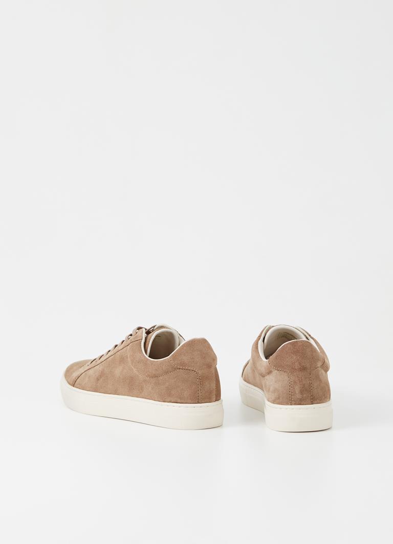 Paul Mud Cow Suede Sneakers