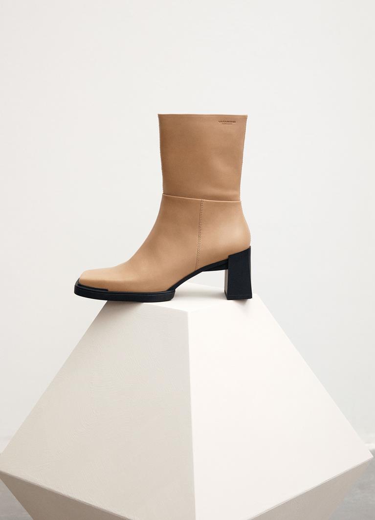 Edwina Lark Cow Leather Boots